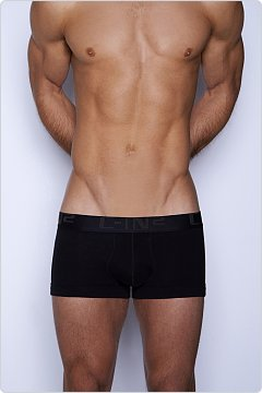 C-IN2 Core Lo No Show Army Sling Trunk Black