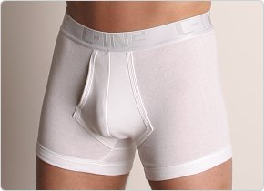 C-IN2 Core Profile Boxer Brief White