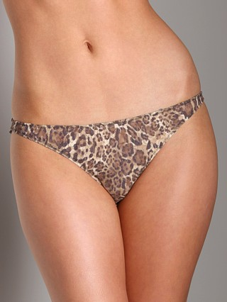 Complete the look: Only Hearts Lace Ruffle Bikini Leopard
