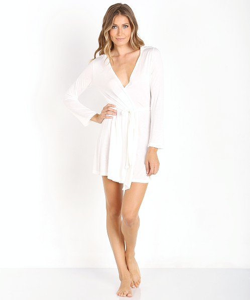 Only Hearts Venice Robe With Hood Antique White