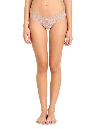 You may also like: Hanky Panky Low Rise Thong Taupe