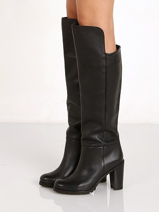 Seychelles Alexandrite Over the Knee Boot Black