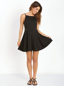 Free People Like a Dream Dress Black