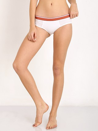 Free People Best Rachie Boyshort White