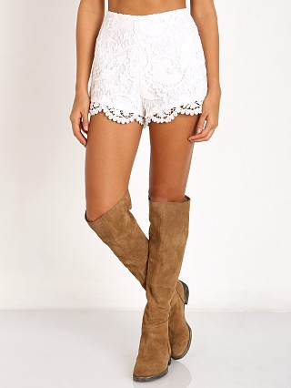 Stone Cold Fox Scorpio Bloomers White