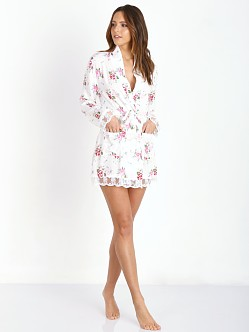 WILDFOX Lovers Bouquet Lace Dressing Robe