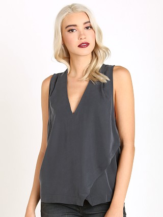 Free People Simply Days Top Slate