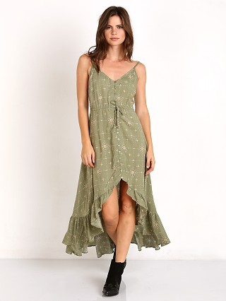 Auguste Gypsy Stars All About Her Dress Khaki