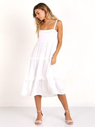 Auguste Sandy Days Dress White
