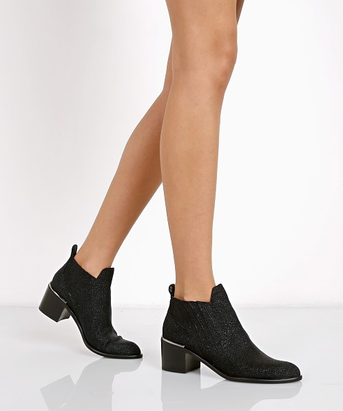 Dolce Vita Percy Crystallized Leather Boot
