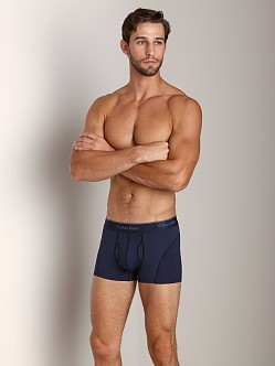 Calvin Klein Athletic Trunk Blue Shadow