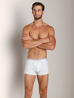 Calvin Klein Athletic Trunk Silver Grey