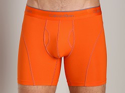 Calvin Klein Athletic Boxer Brief Clementine