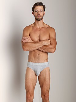Calvin Klein Body 2-Pack Hip Brief Grey