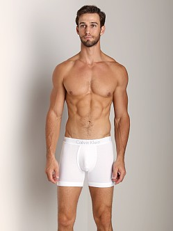 Calvin Klein Body 2-Pack Boxer Brief White