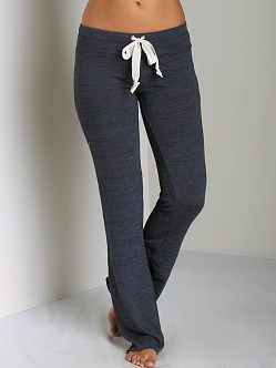 Splendid Always Active Flare Pant Navy