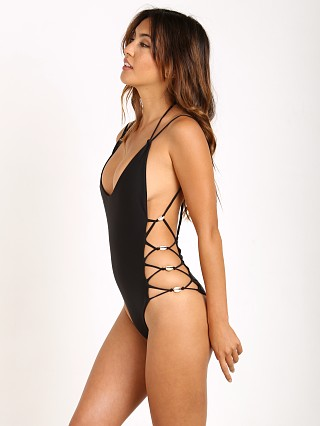 Indie + Wild Capri One Piece Black