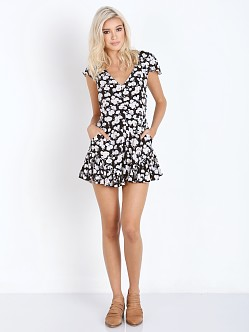 MinkPink Pretty Petals Playsuit