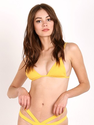 Minimale Animale The Lucid Bikini Top Sundial