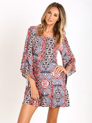 MinkPink Majestic Carpet Dress Multi