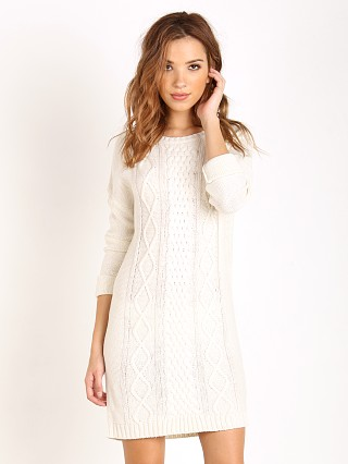 Jack by BB Dakota Scout Sweater Dress Whisper White
