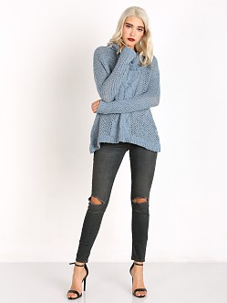 Jack by BB Dakota Samwell Sweater Bluestone