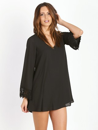 Show Me Your Mumu Portabella Dress Black Crisp