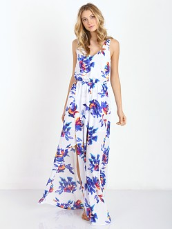 Show Me Your Mumu Kendall Maxi Dress Petal Paint