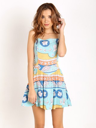 Somedays Lovin Calypso Tie Back Dress Multi
