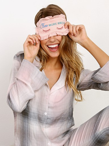 WILDFOX Five More Minutes Eyemask