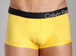 Calvin Klein Bold Micro Low Rise Trunk Fools Gold