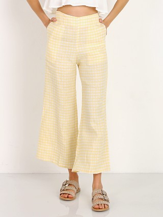 You may also like: Faithfull the Brand Tomas Pants Kivotos Yellow