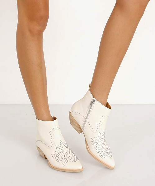 364efff55409f Dolce Vita Uma Boot White UMA - Free Shipping at Largo Drive
