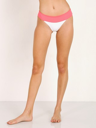 You may also like: L Space Veronica Blocked Bitsy Bikini Bottom Neon Pink/ White