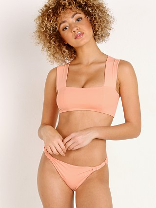L Space Parker Bikini Top Tropical Peach