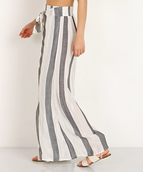 L Space Annie Pant Beach Bum Stripe