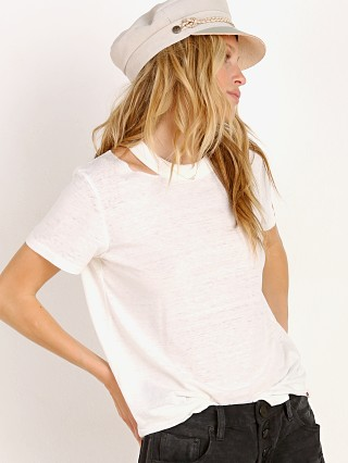 Complete the look: n: Philanthropy Zander-Tee Shirt White
