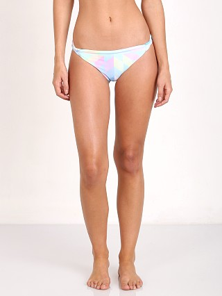 You may also like: Mara Hoffman Fractals Basket Weave Bikini Bottom White