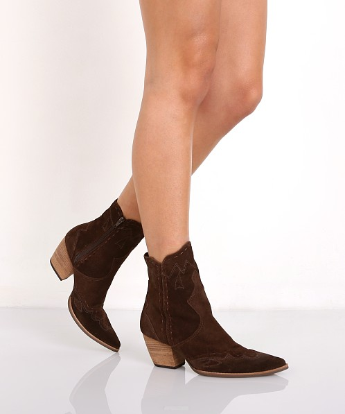 Matisse Parker Boot Chocolate