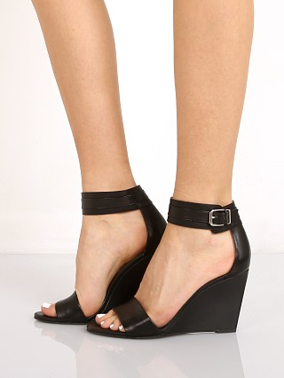 Seychelles Dreamy Wedge Black