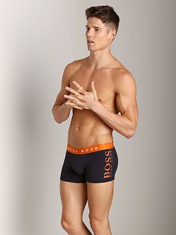 Hugo Boss Innovation 1 Cotton Stretch Trunk Navy