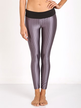 Koral Liquid Cropped Legging Dusty Plum