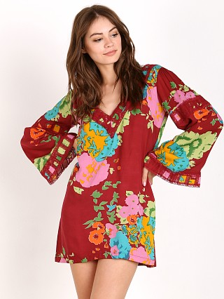 Novella Royale Jane Dress Red Gardener