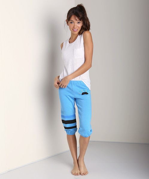 Day By Day Capri Pant Blue