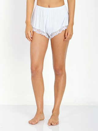 Eberjey Golden Girl Shorts Water Blue