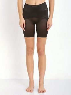 SPANX Skinny Britches Mid Thigh Shaper Black