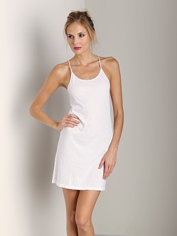 LACAUSA Racer Slip White