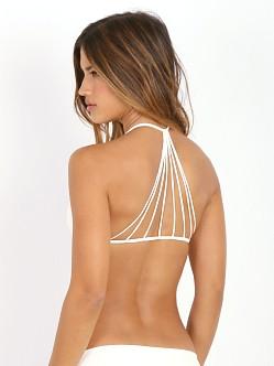 mikoh banyans bikini top bone 1ban15 solbon   free shipping at largo drive