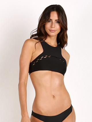 Complete the look: Mikoh Bangkok Bikini Top Night