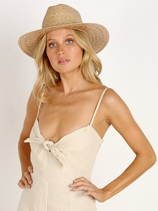 Lack of Color Palma Fedora Hat Natural
